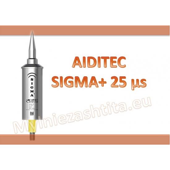 Мълниеприемник с изпреварващо действие AIDITEC SIGMA 25 µs