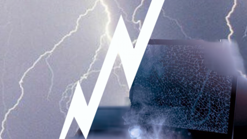Мълниезащита - въздействия и щети от мълнии върху сгради (конструкции)