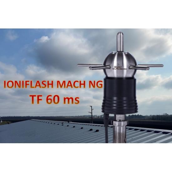 Мълниеприемник с изпреварващо действие IONIFLASH MACH NG TF 60 µs