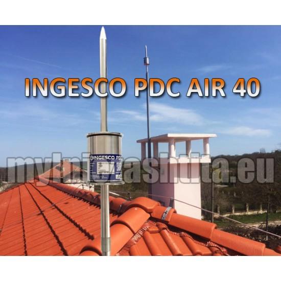 Мълниеприемник с изпреварващо дейтвие INGESCO PDC AIR 40 µs
