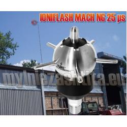 Мълниеприемник с изпреварващо действие IONIFLASH MACH NG 25 µs