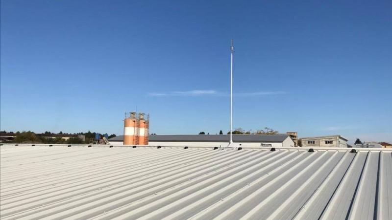 Диком ООД изгради мълниезащитна и заземителна уредба на производствена база в гр. Добрич