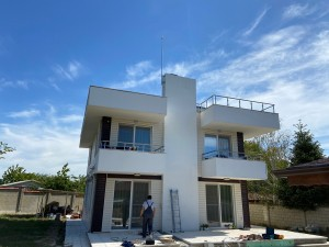Мълниезащита във Варна- Активна мълниезащита на жилищна сграда с мълниеприемник INGESCO PDC AIR 20