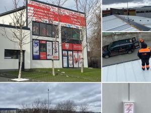 Мълниезащита във гр. Варна- Активна мълниезащита на магазин и склад за инструменти и професионална техника!