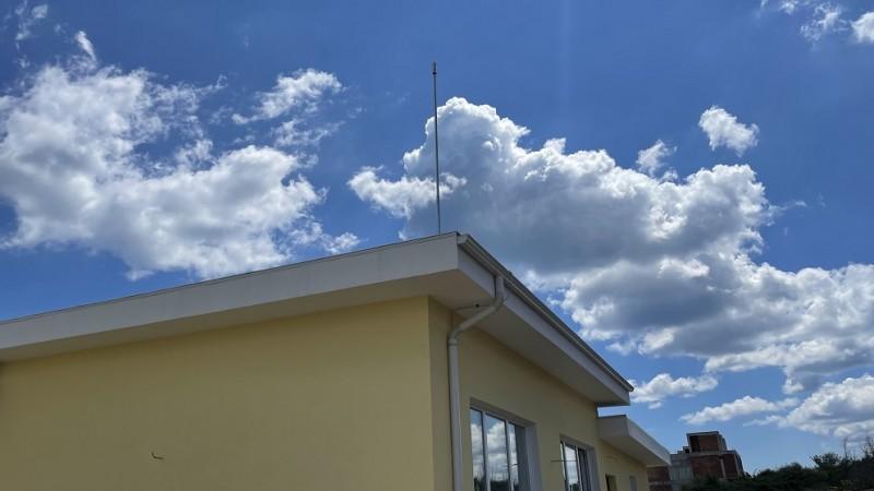 Мълниезащита Бургас - Мълниезащита с мълниеприемник с изпреварващо действие AIDITEC ELECTRON 15 ms